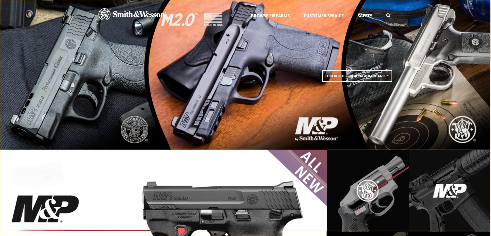SECT 5 - SMITH & WESSON HANDGUNS